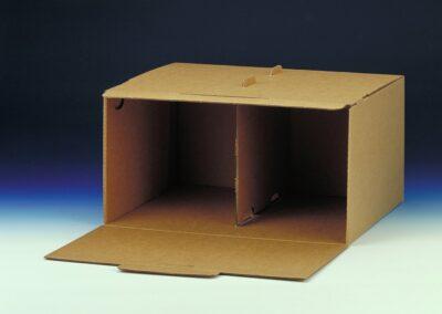 Archive-Box vooraan te openen