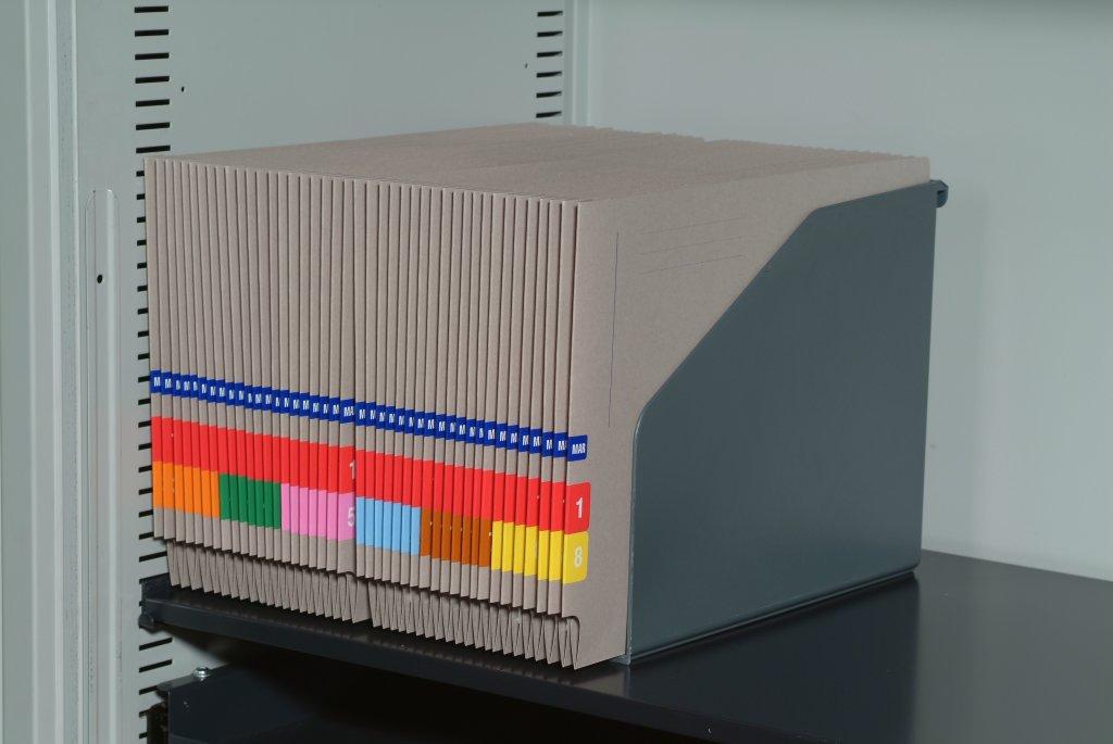 Orga-Box past in elke kast, , cassette voor dossieropberging