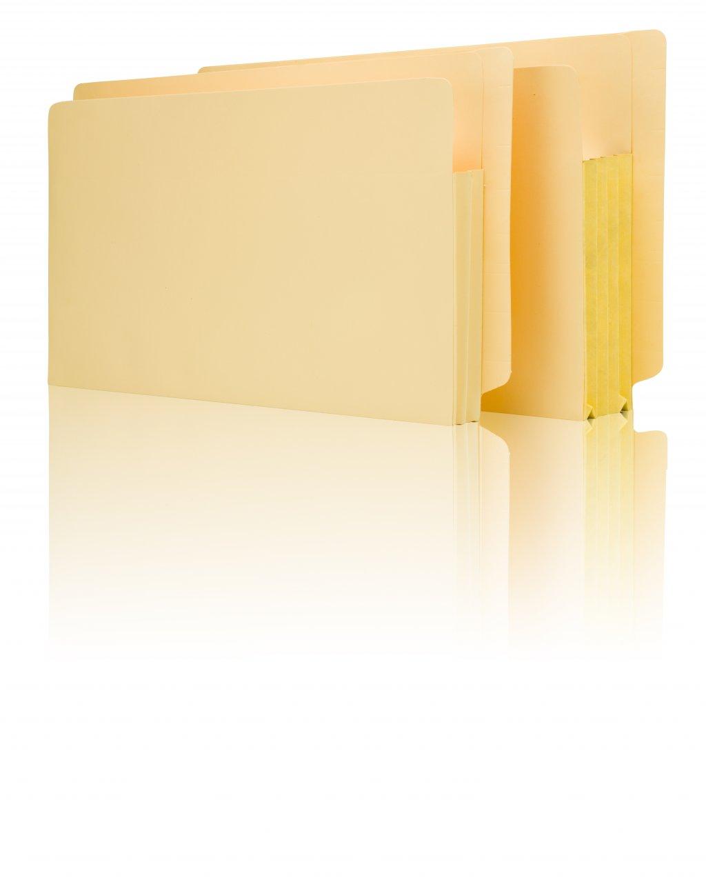 Ariës harmonicamappen, 4,5cm en 9cm