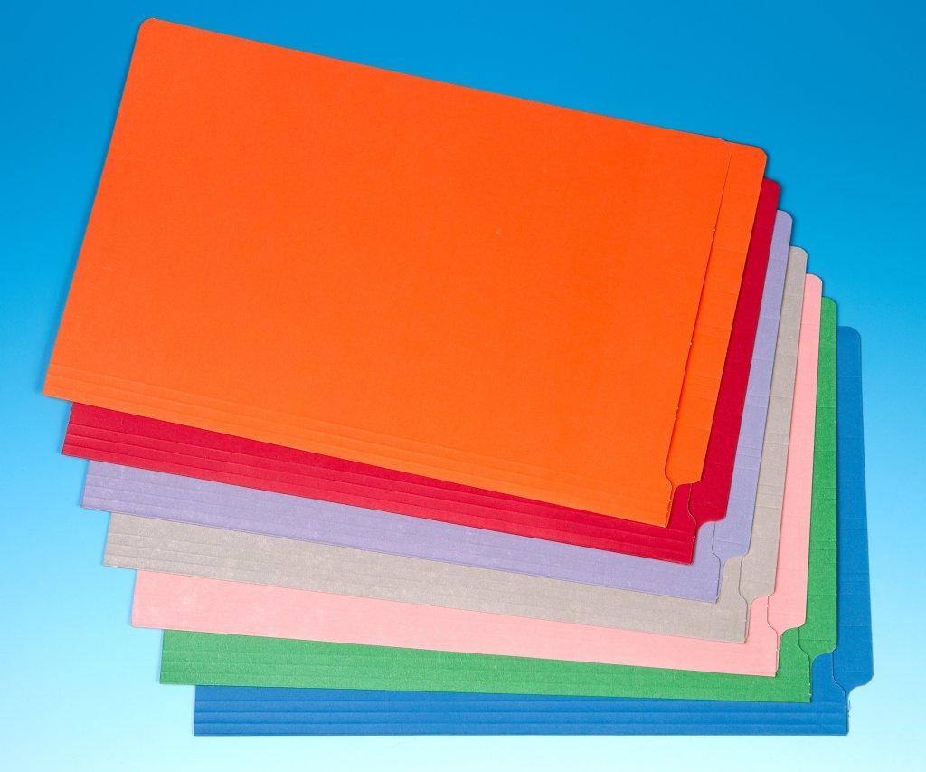 Orga-File gekleurde mappen