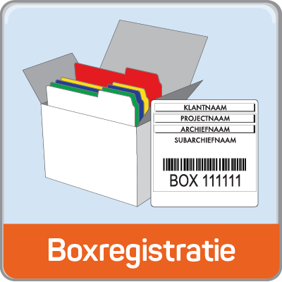 Boxregistratie