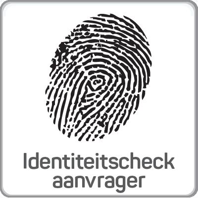 Identificatiecheck aanvrager