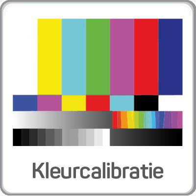 Kleurcalibratie