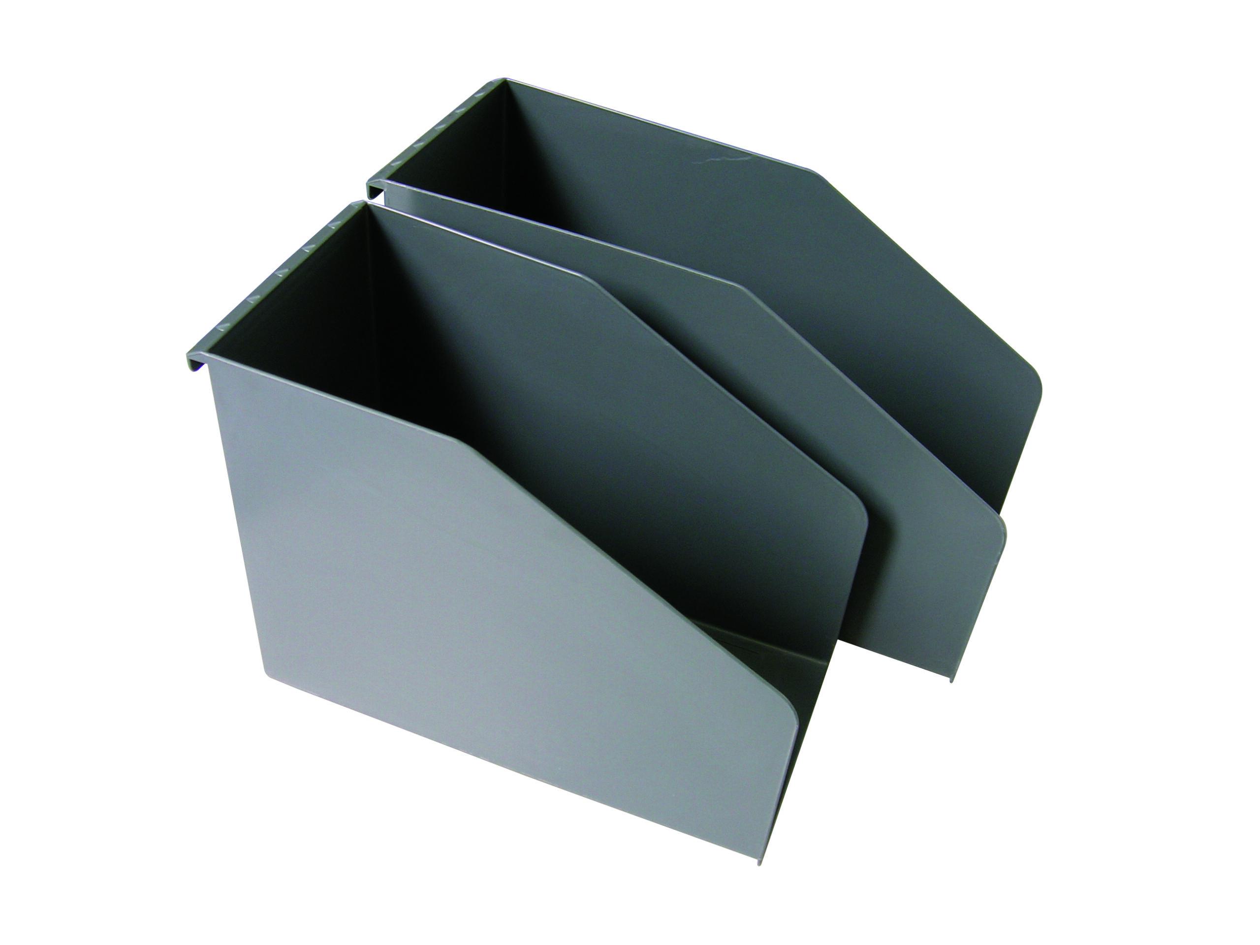 Orga-Box 30,5cm of 38cm lang, cassette voor dossieropberging