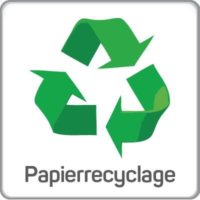 Papierrecyclage