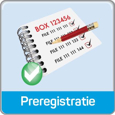 Preregistratie
