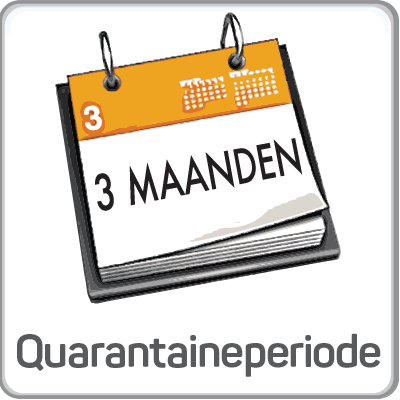 Quarantaineperiode