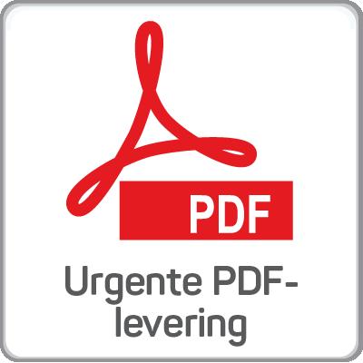 Urgente PDF-levering