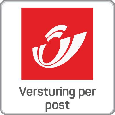 Versturing per post