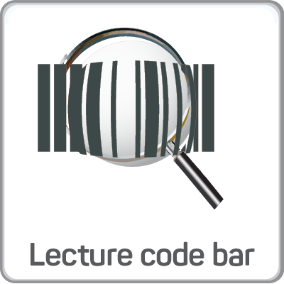 lecture code bar