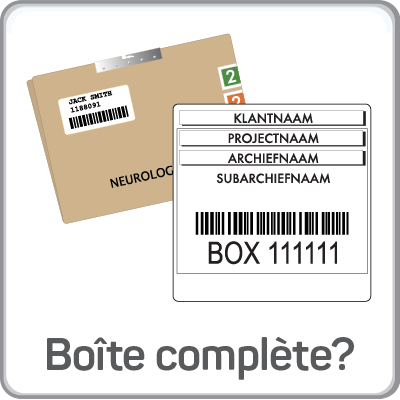 box complet