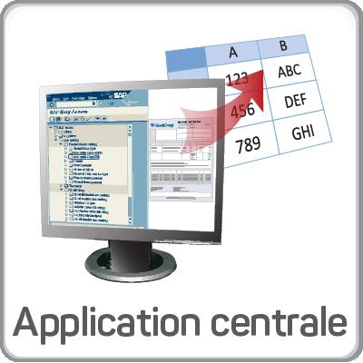 application centrale
