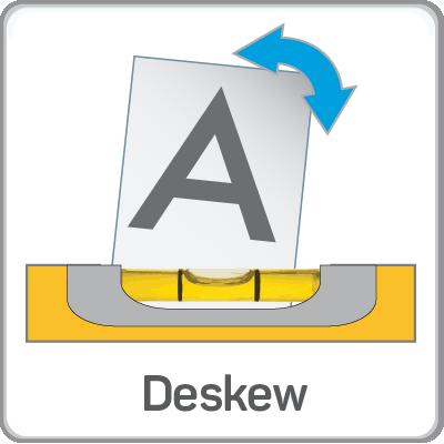 deskew