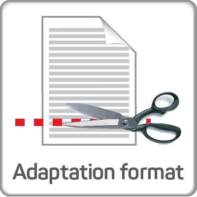 adaptation format