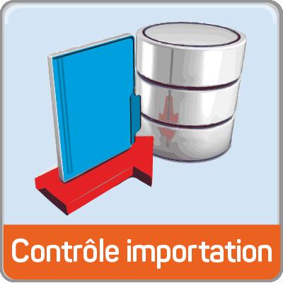 controle importation