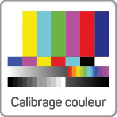 callibrage couleur