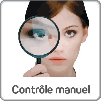 controle manuel