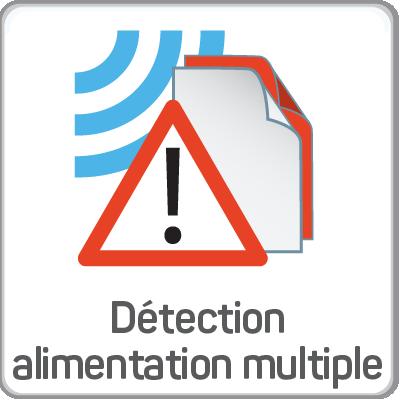 detection alimentation multiple