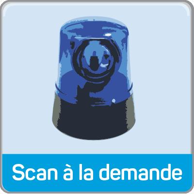 scan a la demande