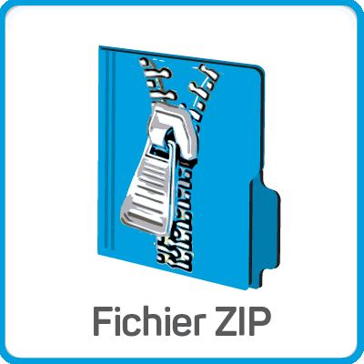 ficher zip