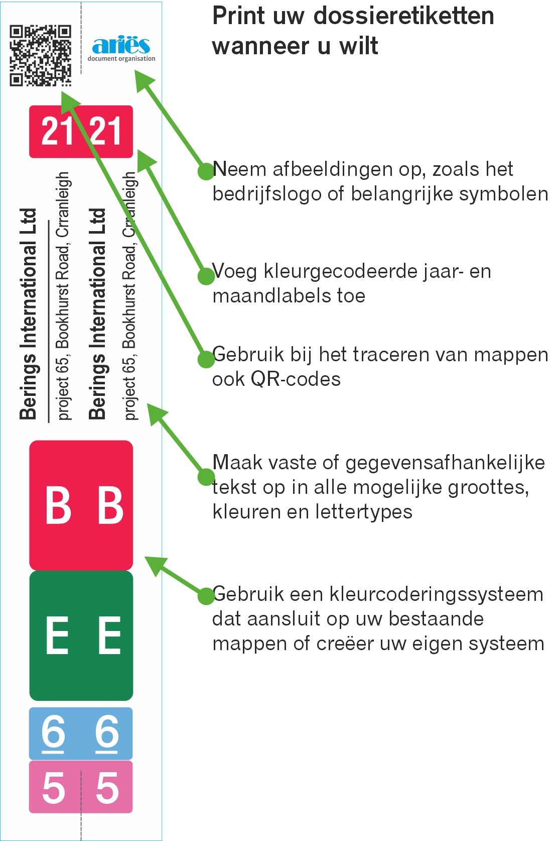 alp label voor website