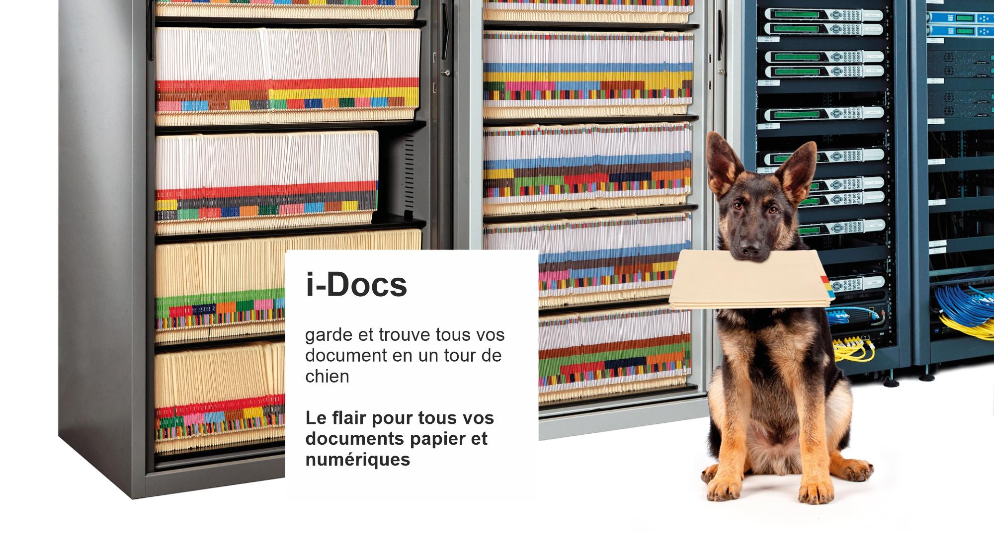 i-Docs, la méthode pour organiser vos documents papier et numériques